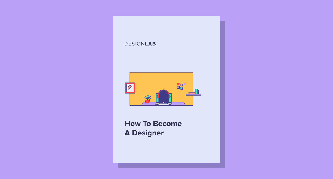 How To Become A Designer cover image