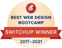 SwitchUp Best Web Design Course